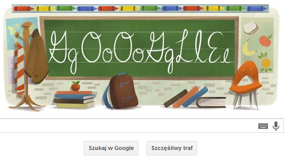 Google Doodle 2 września 2013