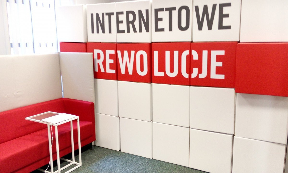 Internetowe Rewolucje 2015